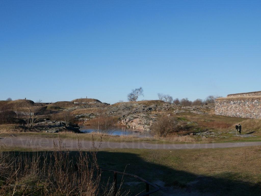 Suomenlinna Insel Festung Helsinki
