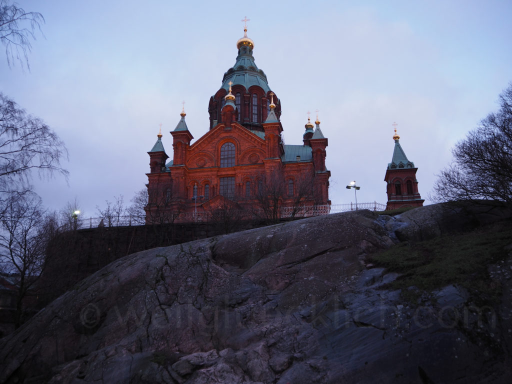Uspenski Kathedrale Helsinki
