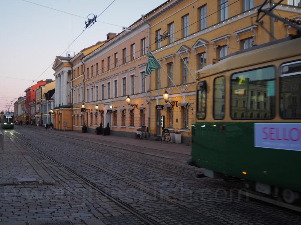 Alststadtviertel Helsinki