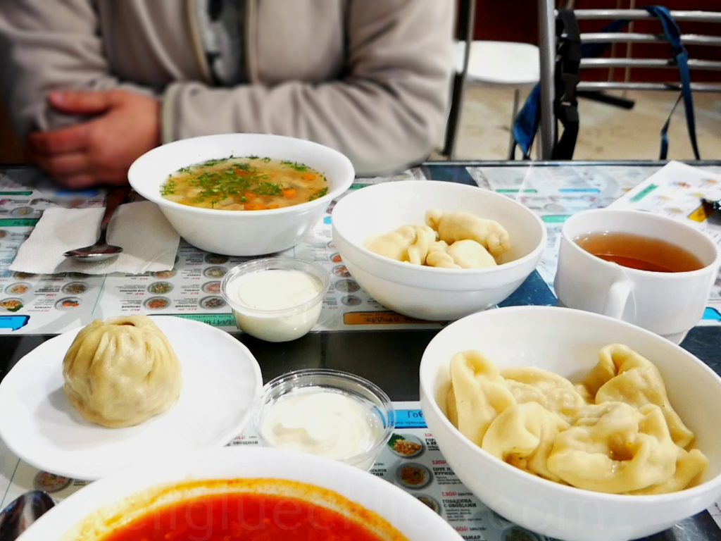 Irkutsk Burjatien Restaurant Pozy