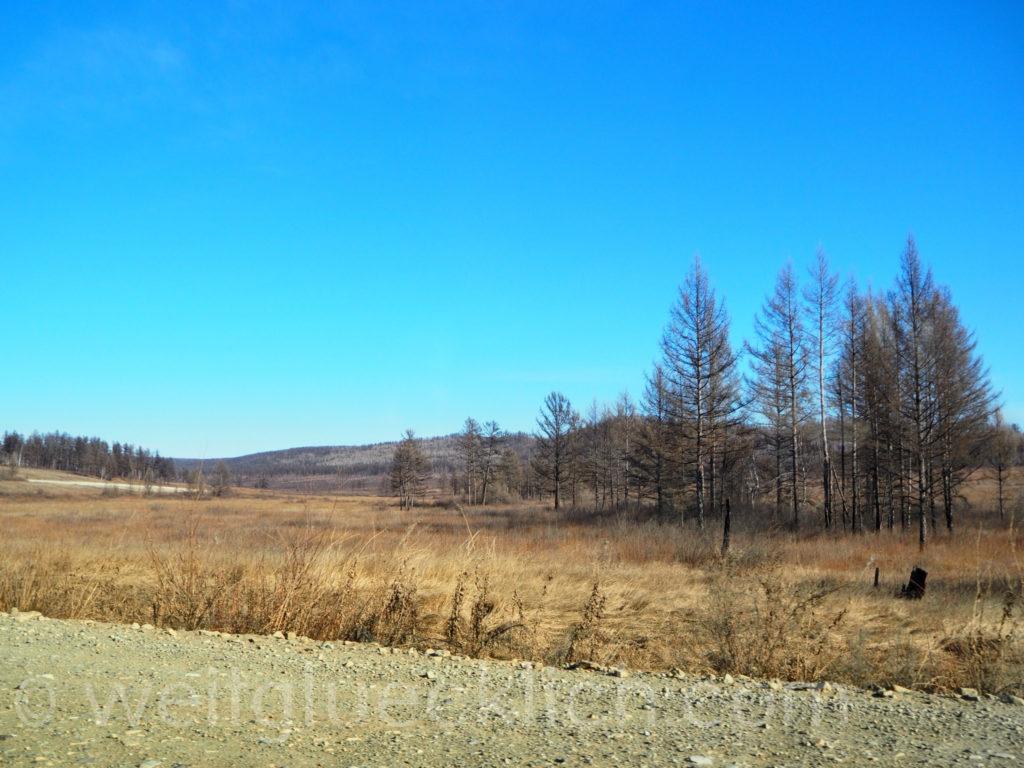 Bagdarin Burjatien Sibirien