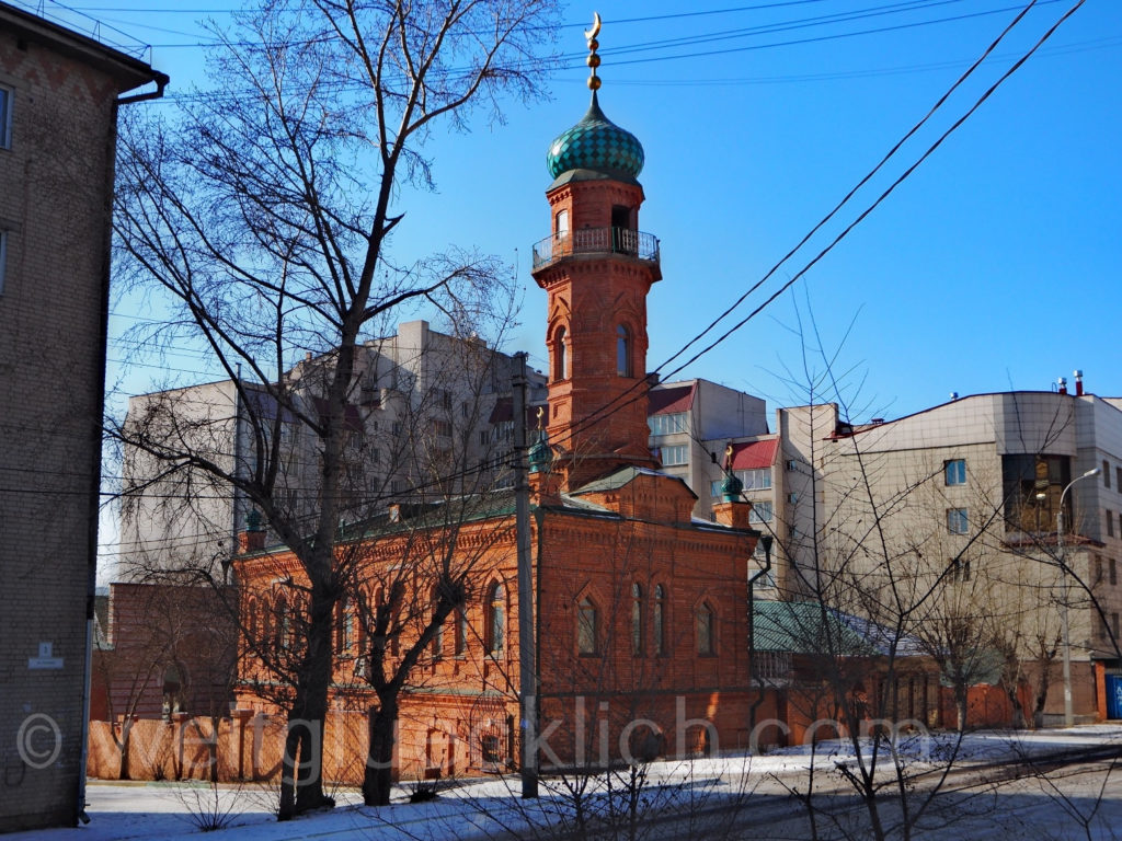 Tschita Transbaikalien Zentrale Moschee