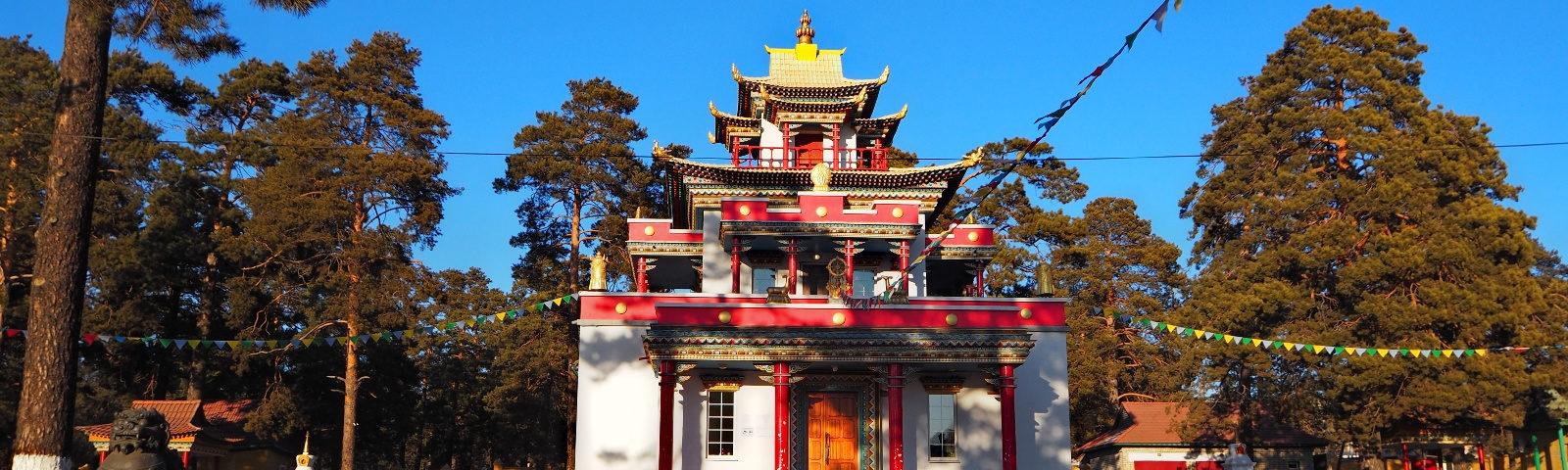 Tschita buddhistischer Tempel
