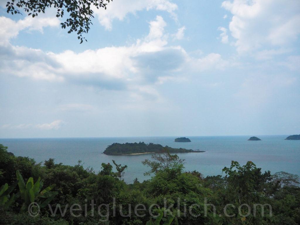 Thailand Koh Chang Kai Bae Viewpoint Koh Man Nai