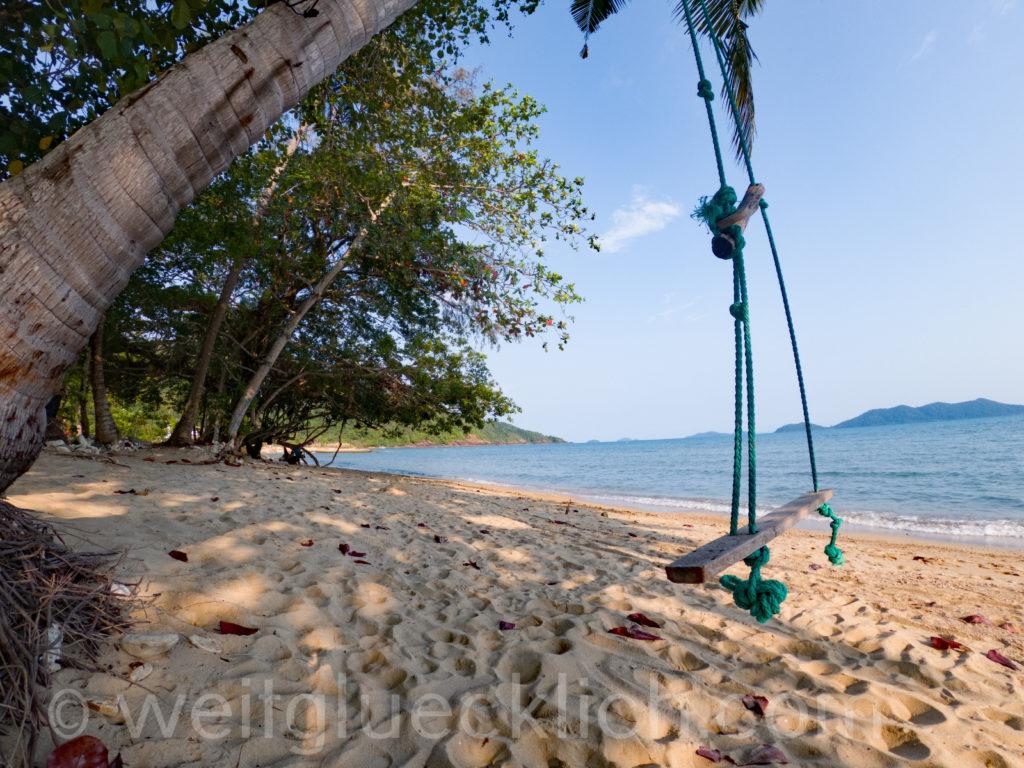 Thailand Koh Chang Bang Bao Beach Klong Kloi