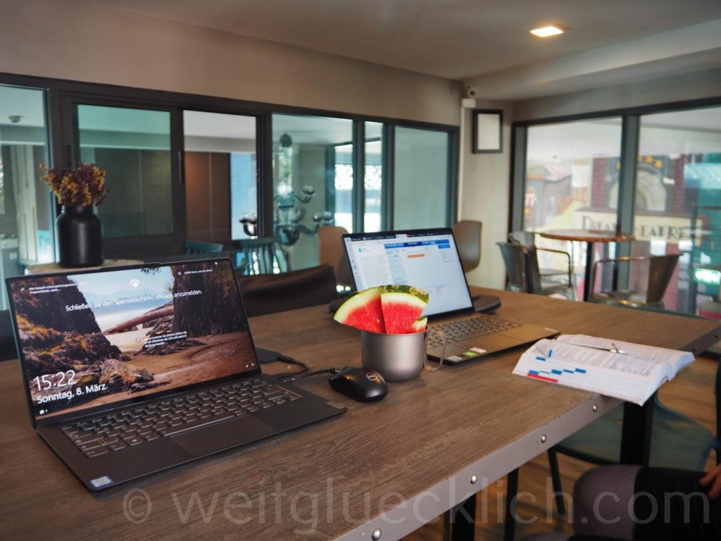 Thailand Bangkok BB House Khlongtan workspace