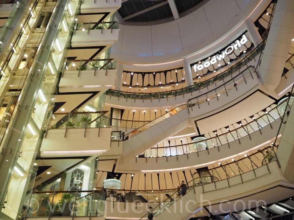 Thailand Bangkok shopping mall central world