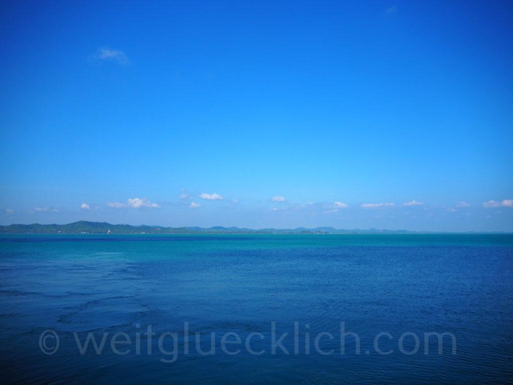 Thailand Golf von Thailand Pazifik Koh Chang