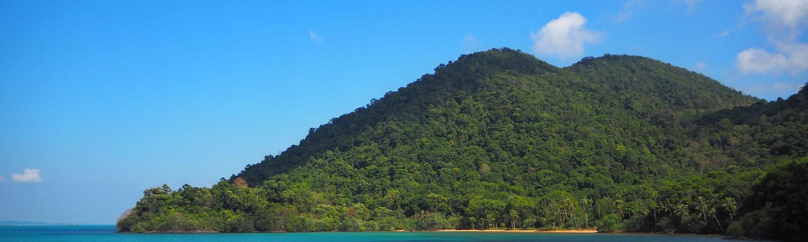 Thailand Kho Chang Golf von Thailand