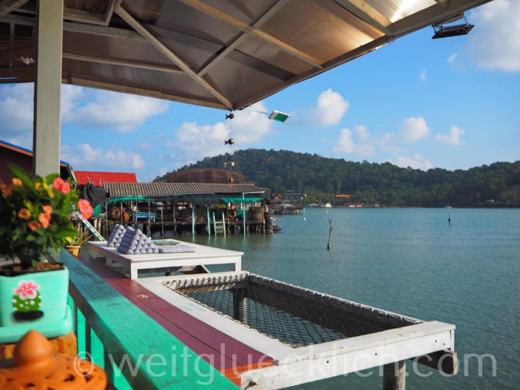 Thailand Koh Chang Bang Bao Paradise Homestay