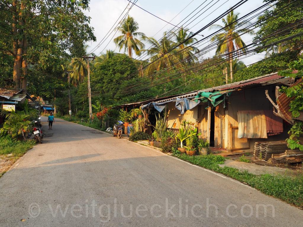 Thailand Koh Chang Bang Bao
