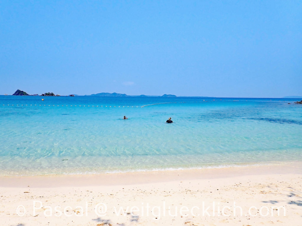Thailand Koh Chang Koh Rang Strand beach Mu Koh Chang Nationalpark schnorcheln