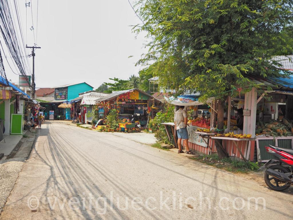 Thailand Koh Chang Bang Bao Dorf