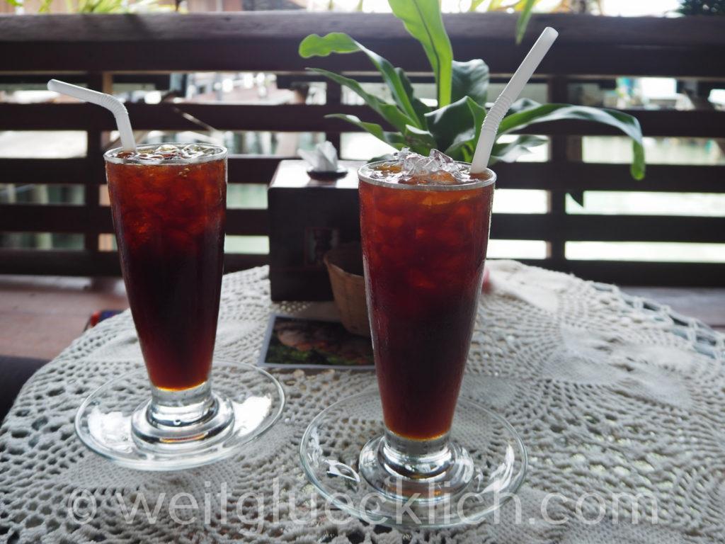Thailand Koh Chang Bang Bao Pier Kaffee