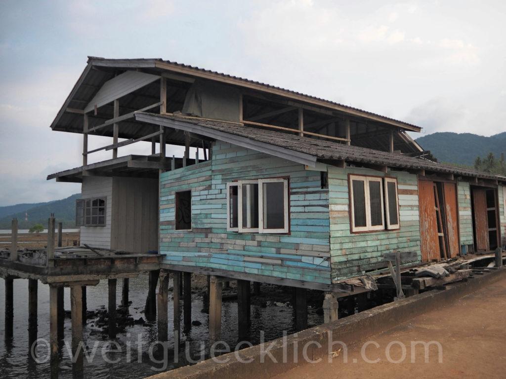 Weltreise Thailand Koh Chang Dan Mai Pier