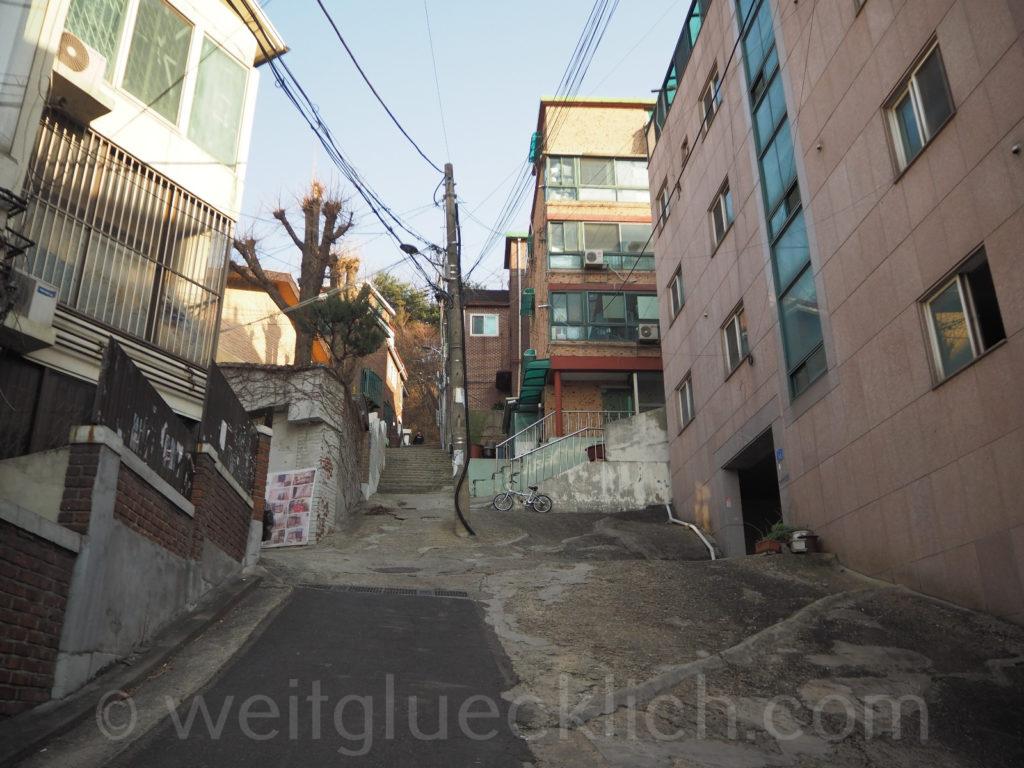 Weltreise 2020 Suedkorea Seoul Hongdae