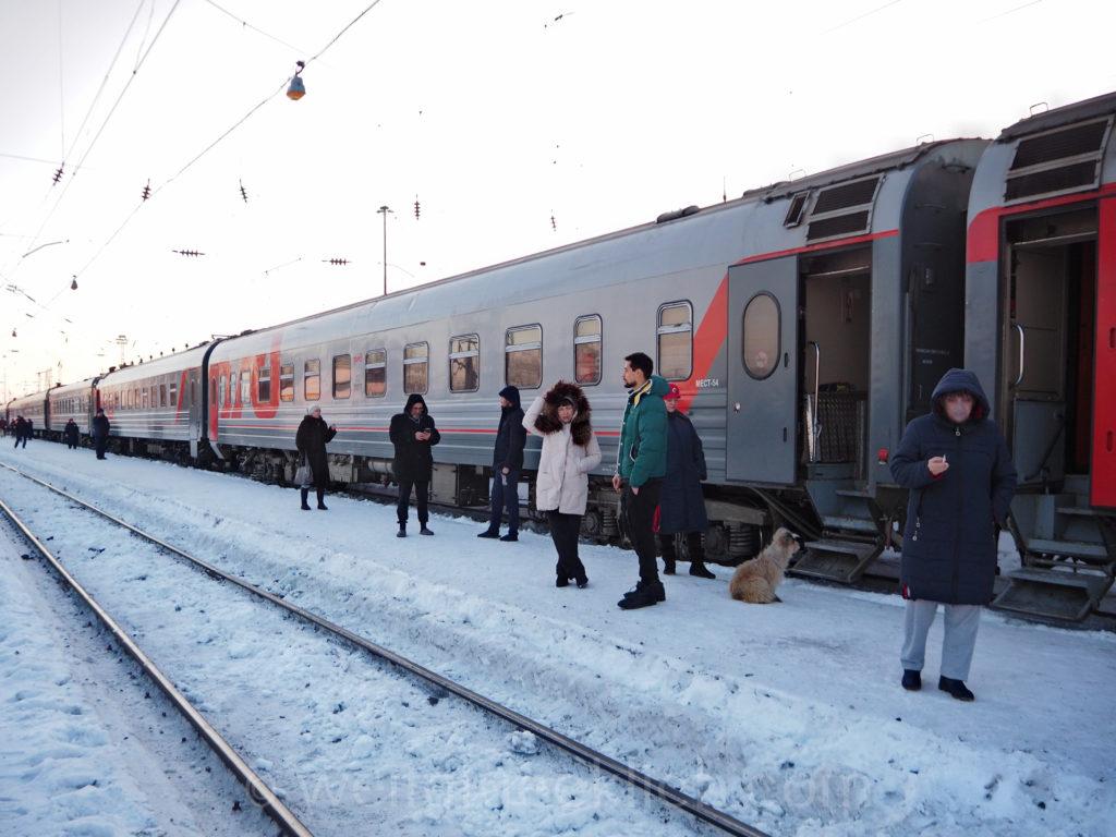 1 Jahr Weltreise 2020 Erfahrungen Russland Sibirien Transsib Transsibirische Eisenbahn Winter