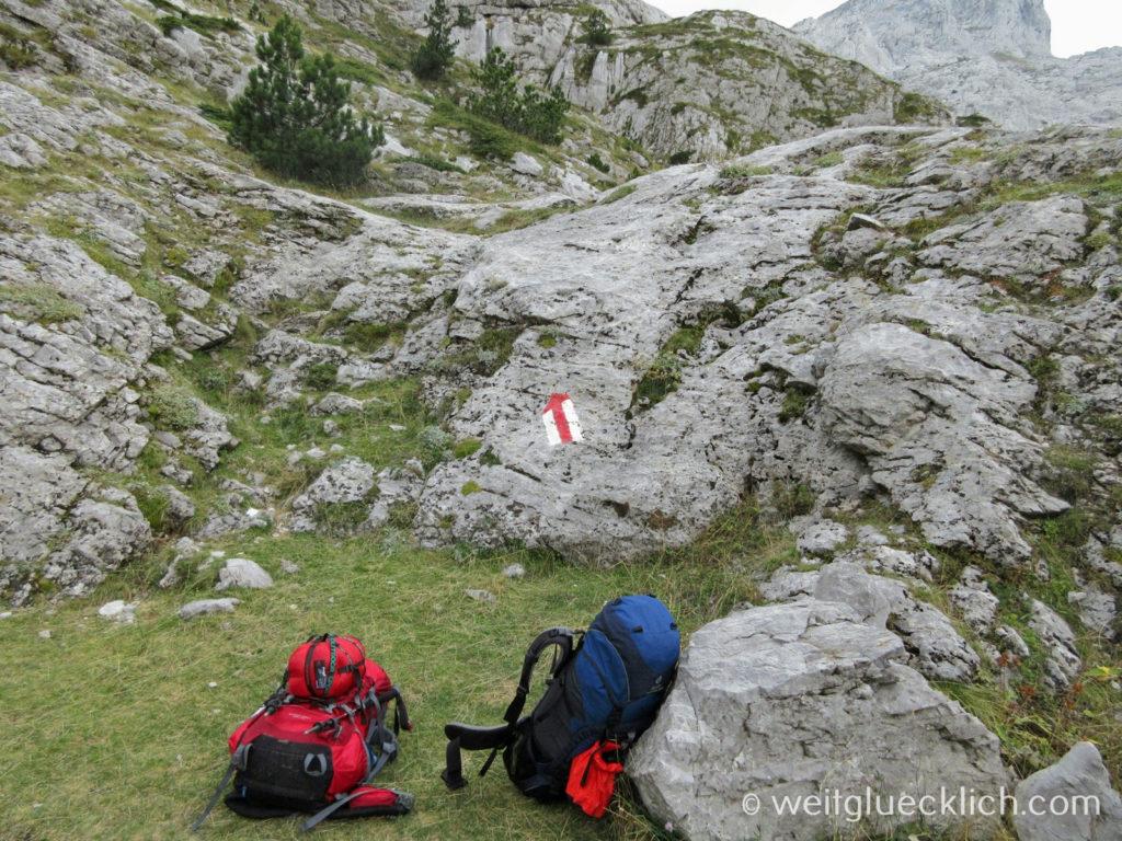 Peaks of the balkans Albanien Pejes Pass