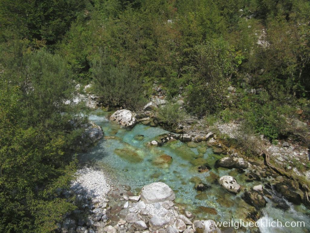 Peaks of the Balkans Albanien Cerem Lumi i Valbones Gebirgsbach