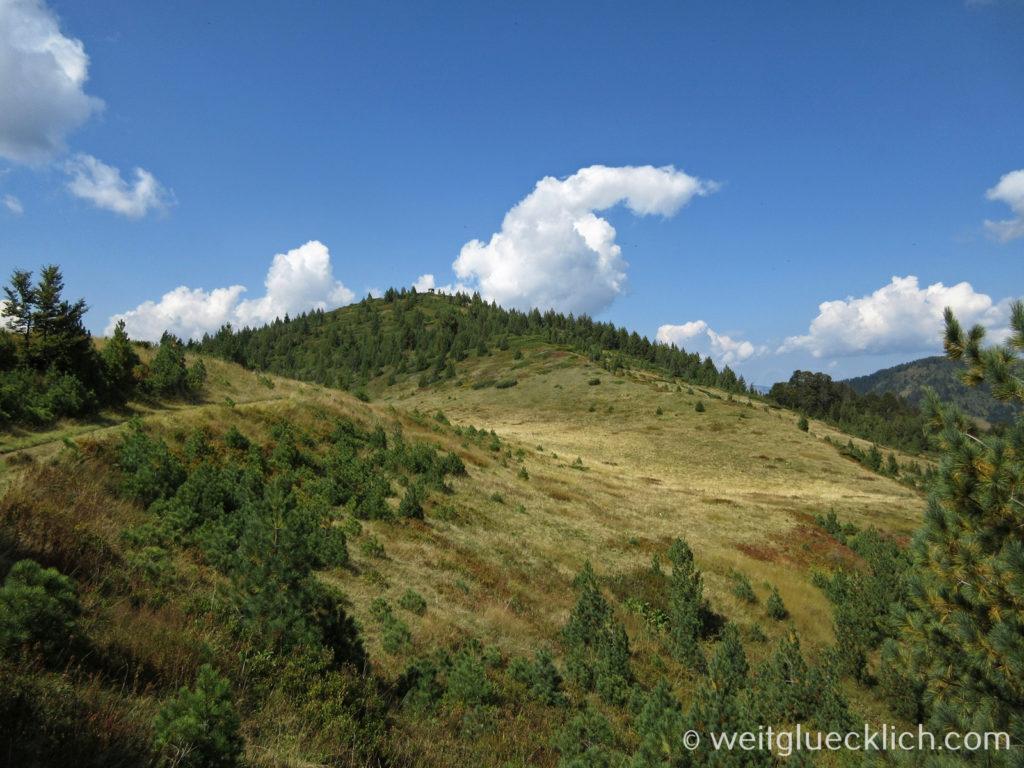 Peaks of the Balkans Montenegro Albanien Berglandschaft
