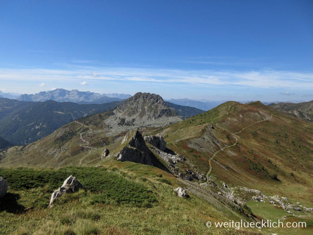 Peaks of the Balkans Kosovo Wanderweg Berge